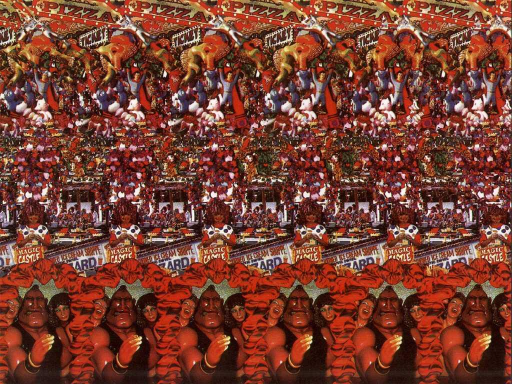 Quiz stereogramma pagina 33 forum di for Quadri illusioni ottiche